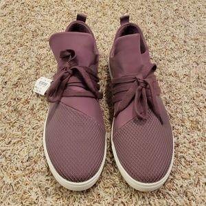Purple Sz 13 Slip On Athletic Shoes - SO CUTE! NWT